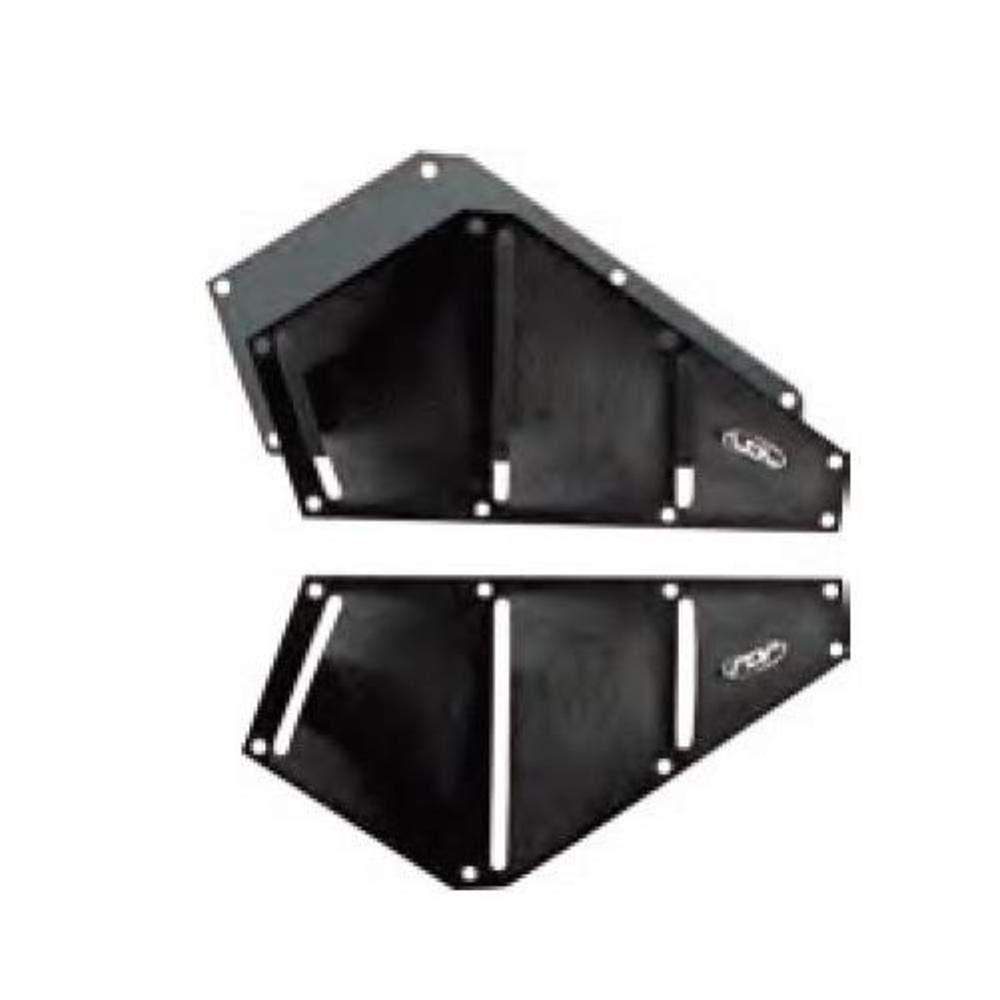 Proven Design Products V-XMS13BOT-B Ski Doo Vents Black Bottom Vent Kit