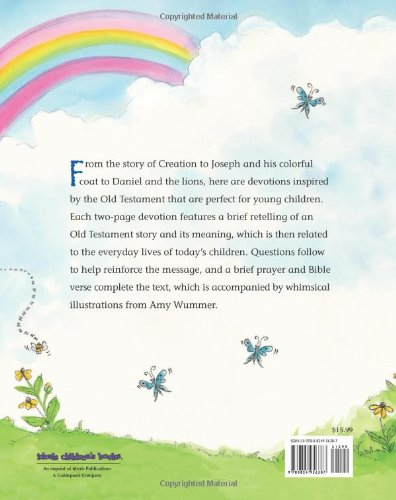 Five-Minute Bible Devotions for Children: Stories from the Old Testament by Ideals Children's Books (Image #1)
