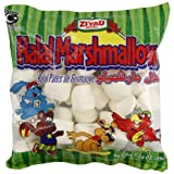 Ziyad Halal Marshmallows, 8.82 Ounce by Ziyad