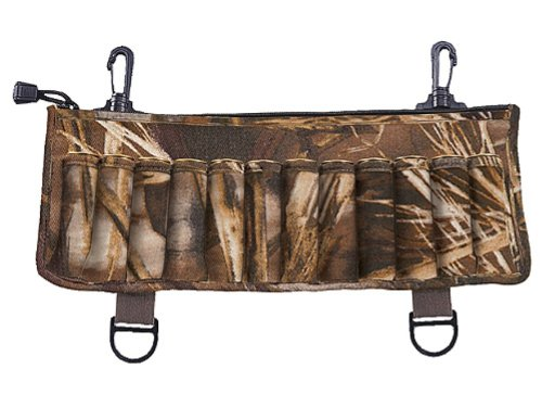 Allen Neoprene Clip-On 24 Shotshell Holder, Realtree MAX-5 Camo