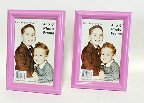 Picture Photo Frame Light Purple