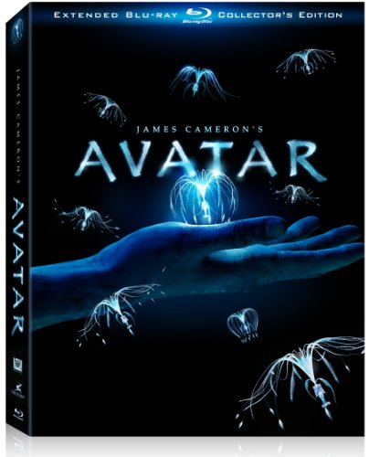 Blu-ray : Avatar (Collector's Edition, Extended Edition, Widescreen, , Dubbed)