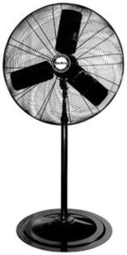 Air King 9135G Pedestal Fan 30 3-Speed Oscillating GSA-Approved 1//4 HP