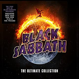 The Ultimate Collection (2CD) by Black Sabbath (B01M63T9I5) | Amazon price tracker / tracking, Amazon price history charts, Amazon price watches, Amazon price drop alerts