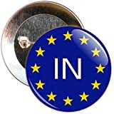 50mm EU Referendum Badge by The Badge Centre