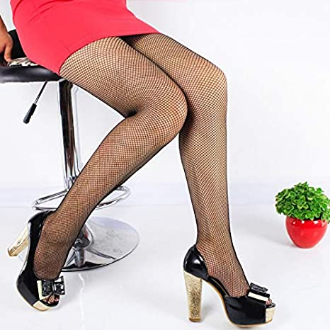 Amazon.com: KathShop Sexy Stockings Lace Women Tights Female Pantyhose Ladies Fishnet Stockings Vintage Back Seam Transparent Chaussette Medias: Kitchen & ...