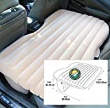 SmartSpeedCar Air Mattress Mobile Bedroom for Travel Car Back Seat