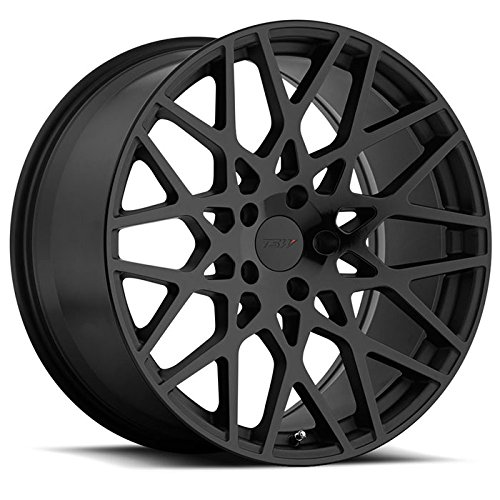 Tsw Vale 19x9 5 5112 Et35 Cb72 1 Double Matte Black Wheel Rim Gloss