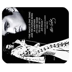 Custom Elvis Presley Personalized Rectangle Mousepad SBY-716