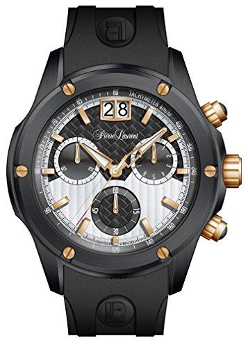 Pierre Laurent Men's Chronograph Swiss Watch w/ Date, 26114B