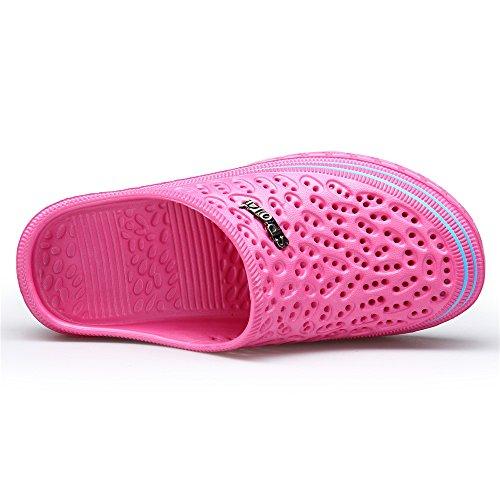 Sandali EU Nero Rose da infradito Uomo 2018 e Red Color Xujw shoes uomo da Sandali Dimensione da donna 41 TaOSXnx