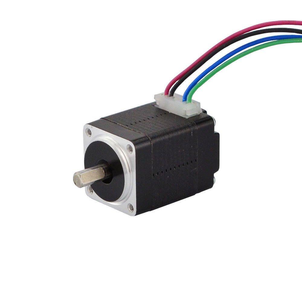 Nema 8 Bipolar Smallest Stepper Motor 16ncm 23ozin Driver Wiring 18deg 28mm 02a 4 Leads Industrial Scientific