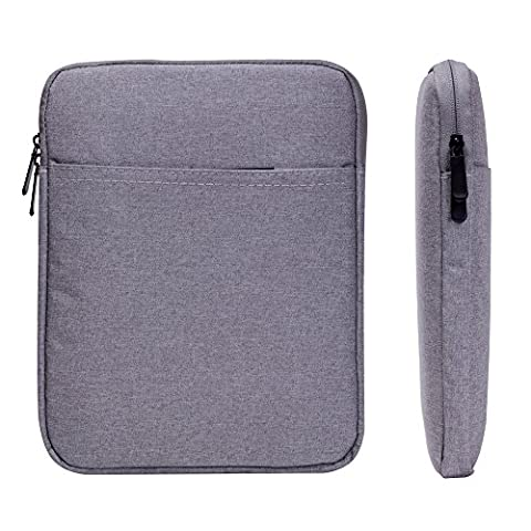 Waterproof Tablet Sleeve Case AFILADO Protective Travel Pouch Bag Cover (Up To 10.5 inch) for Apple iPad Air 2 / iPad Air / iPad 4, 3, 2 / iPad Pro 9.7