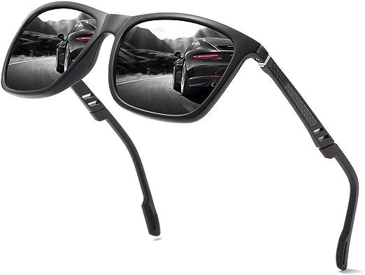 Sunglasses/_Men and Women  Polarized Sunglasses with Aluminum and Magnesium Frame