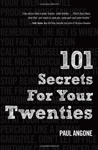 101 Secrets For Your Twenties (Gifts For Young Man)