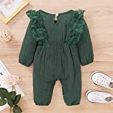 Baby Girl Clothes Lace Romper Casual Jumpsuit
