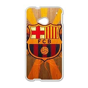 HTC One M7 Csaes phone Case Barcelona BSLN93616