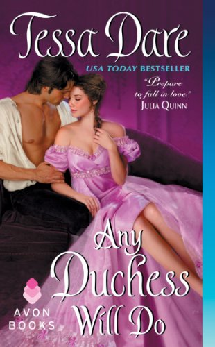 Any Duchess Will Do (spindle cove Book 4) Any Four