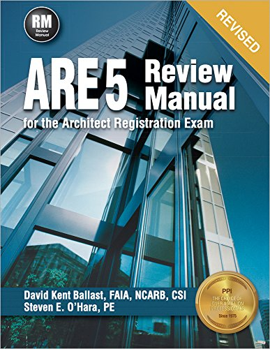 ARE 5 Review Manual for the Architect Registration Exam 5 Ballast