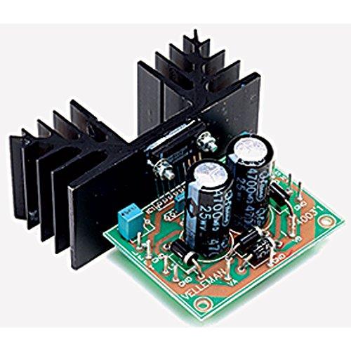 - Velleman K4003-VP Stereo Amplifier Kit, 2 x 30 Watt, 69 mm x 51 mm Size