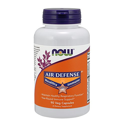 NOW Air Defense,90 Veg Capsules