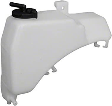 CPP Factory Finish Direct Fit Coolant Reservoir for 07-11 Toyota Camry TO3014120