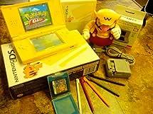 Amazon.com: Ds Lite Yellow Pikachu: Video Games