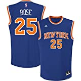 Youth Derrick Rose New York Knicks Replica Basketball Jersey by Adidas (L=14-16)