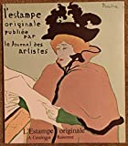 img - for L'ESTAMPE ORIGINALE - A CATALOGUE RAISONNE book / textbook / text book