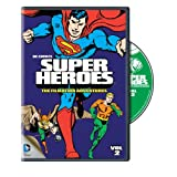 DC Super Heroes: The Filmation Adventures Volume Two