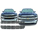 Amazon.com: GMC Sierra-2500 Chrome Tow Mirror Covers (2