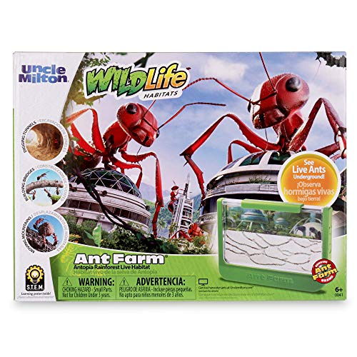 Uncle Milton Ant Farm