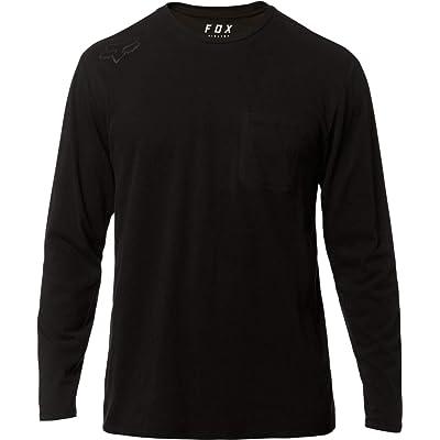 Fox Racing Redplate 360 Long Sleeve Airline T-Shirt-Black-XL | .com