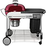 """WEBER-STEPHEN PRODUCTS 15503001 Perf Prm 22"""" Crim Grill"""