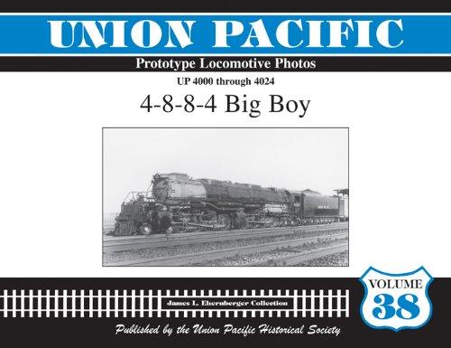 (Union Pacific Prototype Locomotive Photos UP 4000 through 4024 4-8-8-4 Big Boy (38))