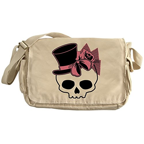 CafePress Unique Messenger Canvas Courier