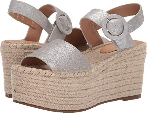 marc fisher shoes silver - 5