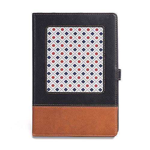 Bound Notebook,Americana Decor,A5(6.1