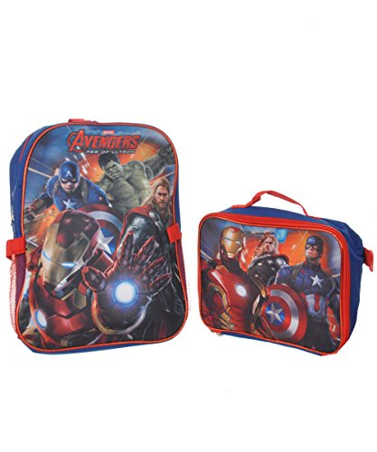 Marvel Bad Guys - Backpack - Marvel - Avengers Bad Guys Beware New 054921