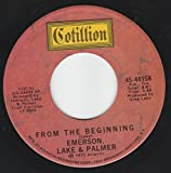 45vinylrecord From The Beginning/Living Sin (7