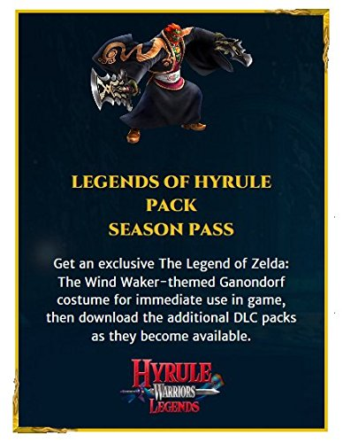 Legends of Hyrule Pack - 3DS [Digital Code] by Nintendo