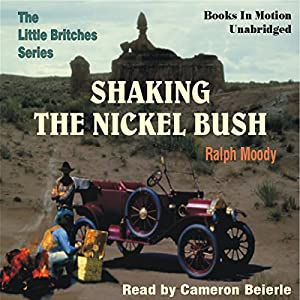 Shaking the Nickel Bush Audiobook