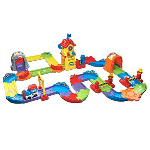 VTech Go! Go! Smart Wheels Chug & Go Railroad