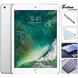 Apple iPad 9.7 Retina Display with Saiborie $49.99 Value bundle, 2017 5th Gen 32GB, M9, Wi-Fi, MIMO, Bluetooth, Apple iOS 10 (Silver)