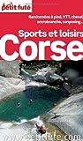 loisirs et sports verts en corse 2012 petit fute