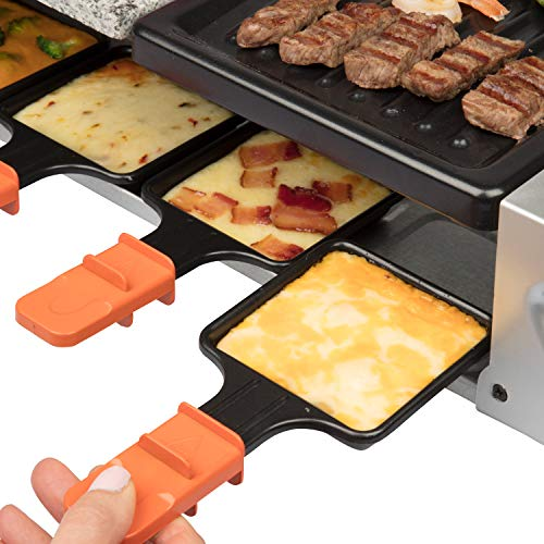 Buy stone raclette grill