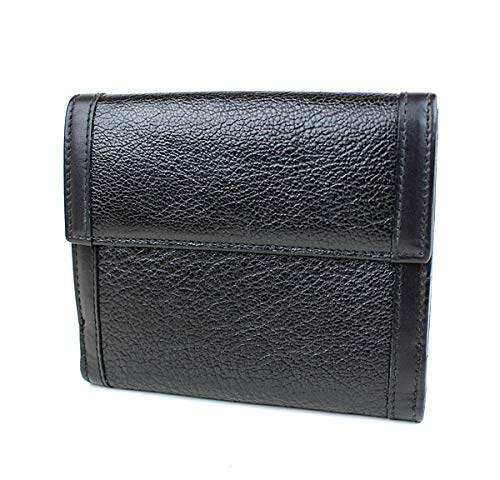 f05d43ef5b6f Amazon | (ブルガリ) BVLGARI 二つ折り財布 Wホック財布 黒 i816 [中古] | BVLGARI(ブルガリ) | 財布