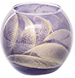 Northern Lights Candles Esque Lavender 4 Inch Globe