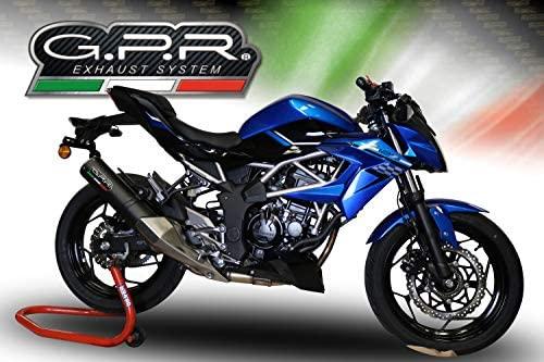 ESCAPE GPR EXHAUST SYSTEMS K.171.RACE.M3.CA KAWASAKI NINJA ...
