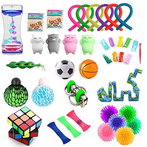 GONGYIHONG 40 Pack Sensory Fidget Toys